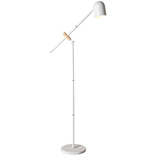 Lámpara de pie Lámpara Europea ajustables al piso, de madera maciza de la sala de estar estudio dirigido vertical del vector de la lámpara Ahorro de Energía