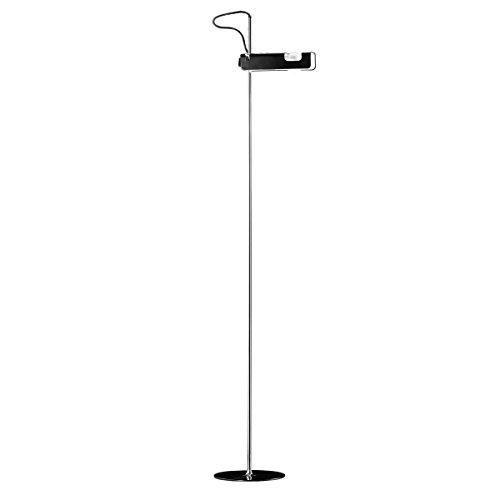 Spider 3319 lámpara de pie, negro, estándar, --