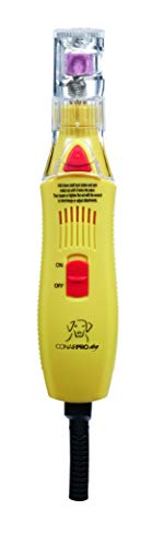 CONAIRPRO dog & cat Quiet Professional Corded Nail Grinder