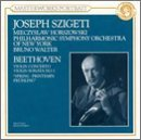 Beethoven: Violin Concerto; Violin Sonata No. 5 Spring by Joseph Szigeti