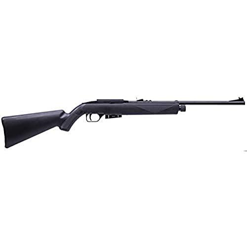 Crosman 1077-N RepeatAir Semi-Automatic CO2-Powered .177-Caliber Pellet Air Rifle , black