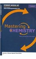 Mastering Chemistry Access Kit: Chemistry:A Molecular...