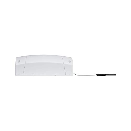 Paulmann 50044 SmartHome ZigBee Cephei Dimm Controller max. 400W 230V AC Weiß/Grau Kunststoff Schaltgerät Plastik, 16.3 x 6 x 5.3 cm
