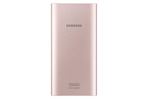 Samsung Battery Pack (10, 000 mAh) with Micro-USB Cable, Pink (US Version with Warranty)