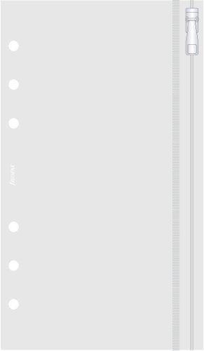 Filofax coperchio per agenda con zip
