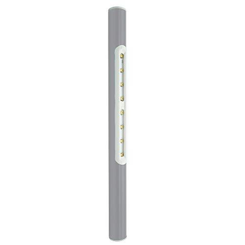 Lámpara Germicida Ultravioleta UV-C 280nm portátil + batería, CE, Luz ultravioleta