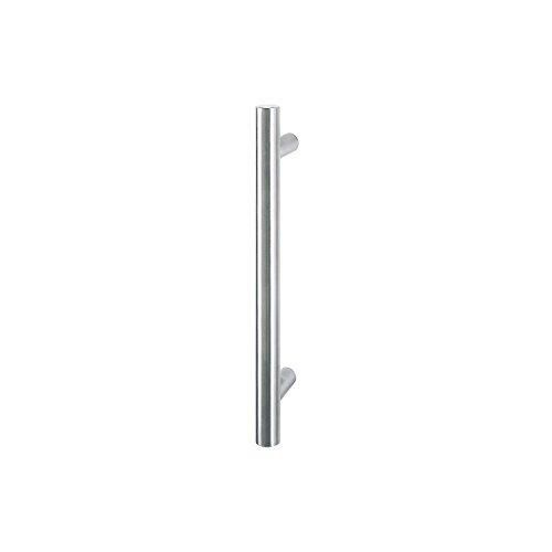 HOPPE E5011 - Tirador para puerta (acero inoxidable, acabado mate, recto), 2010974
