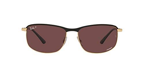 Ray-Ban 0RB3671CH Gafas, 187 / AF, 60 Unisex Adulto