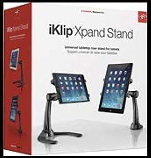 IK Multimedia iKlip Xpand Stand for Tabletops (IPIKLIPXPAND)