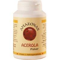 AMAZONAS Acerola Pulver, 100 g Poeder
