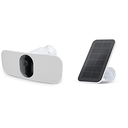 Pack Sécurité Absolue Arlo   Caméra Spotlight Arlo Pro 3 Floodlight et...