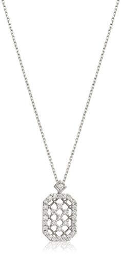 [ヴァンドーム青山] プラチナ ネックレス Pt950プラチナ ダイヤモンド ネックレスAPVN200945DI