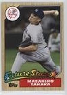 Masahiro Tanaka (Baseball Card) 2014 Topps Archives - 1987 Topps Future Stars #87F-MT