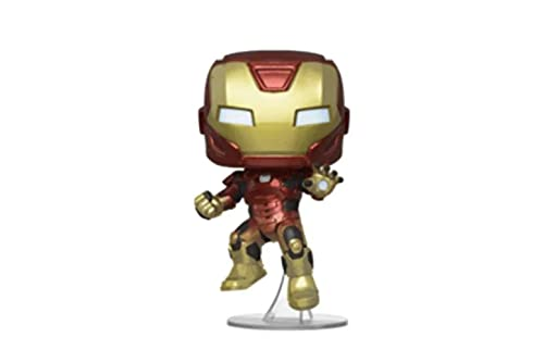 POP Funko Avengers 634 Iron Man Gamerverse Sticker Special Edition