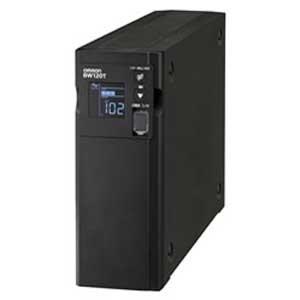 オムロン 無停電電源装置(常時商用給電/正弦波出力) 1000VA/610W BW100T