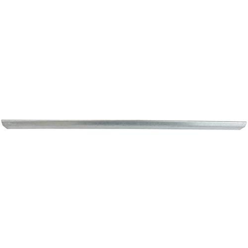 SHW-FIRE 59095 Stahlschutzkante 50cm für Sperrholz Schneeschieber