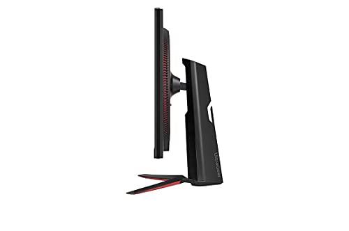LG 32GP850-B 80 cm (31,5 Zoll) UltraGear Gaming Monitor (HDR10, Nano IPS-Panel mit 1ms (GtG), AMD FreeSync), schwarz