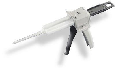 MixPac DS53 1:1/2:1 | Pistole für BM2096 (50 ml) | Betamate | Dow Automotive | Manuell Klebepistole Applikator Austragspistole Händisch per Hand Auftragspistole Pistole Kartuschen Klebstoff