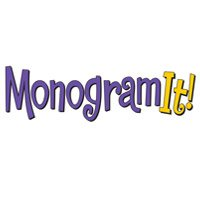 Amazing Designs Monogram It Stand Alone...