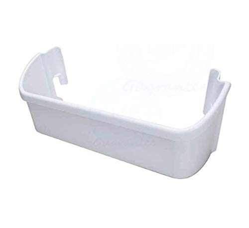 Lifetime Appliance 240323001 Door Bin Side Shelf Compatible with Frigidaire or Electrolux Refrigerator (1)