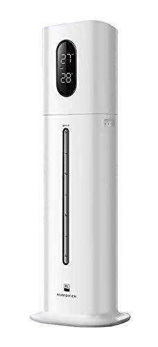 KEECOON 加湿器 8L 大容量 超音波式 新生活応援セット 花粉対応 次亜塩素酸水入れてもいい 乾燥対策 上から...
