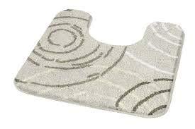 Kleine Wolke 5518289225Splash Tappeto di Bagno poliacrilico Bianco