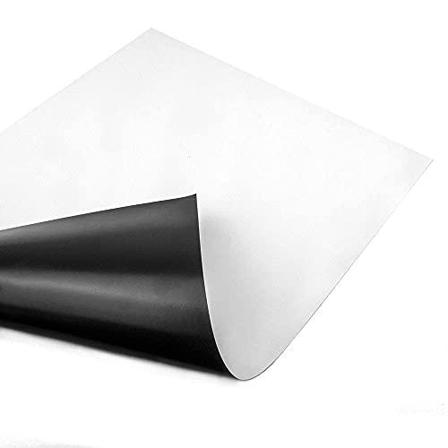 10 papeles magnéticos imprimibles A3 o A4 compatibles con inyección de tinta y láser (A4)