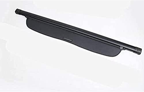 Auto Einziehbarer Kofferraumabdeckung Rollo für Mitsubishi Outlander 2007-2012, Schutz Cargo Cover Regal Zubehör Gepäckschirm
