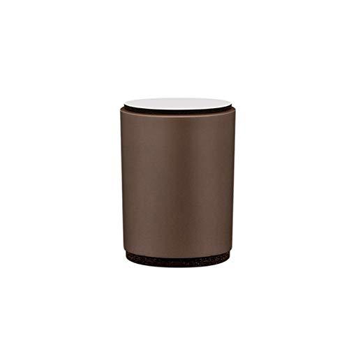 XJRHB 4 Stücke Schranktisch Füße Sofa Base Und Tischbein Möbel Rieger Für Schrankbett Tischstuhl Beine Protector Möbelteile (Color : Round)
