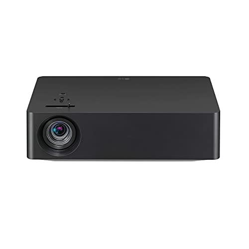 LG CineBeam HU70LAB LED Projector 4K DLP WiFi 1500 Lumens 3W Speakers Black