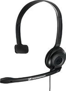 comprar comparacion Sennheiser PC 2 CHAT - Micro-auriculares supraurales de tipo diadema mono