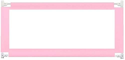 WYH Fallschutzmatte Bettschutzgitter Bettzaun Baby Fallschutz Zaun Baby Zaun Bett Doppelnutzung Anti Fall Langlebig (Größe: 150cm)