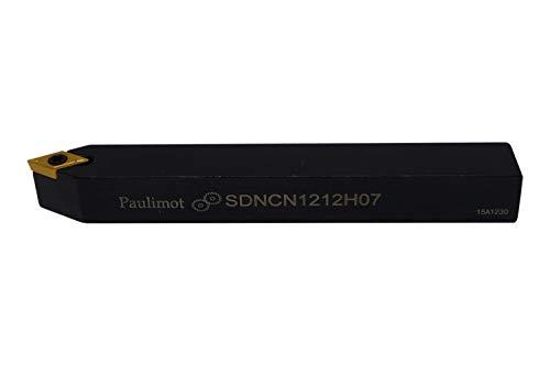 PAULIMOT Drehmeißel mit Schneidplatte 12 x 12 mm SDNCN1212H07