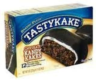 Tastykake Chocolate Kandy Kakes - Four Family Packs