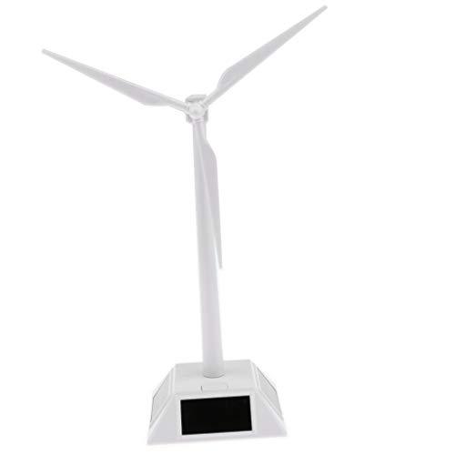 Perfeclan DIY Solar Windgenerator Bausatz Windräder Windturbine Kit