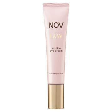 常盤薬品工業『ノブ(NOV) L&W リンクルアイクリーム』