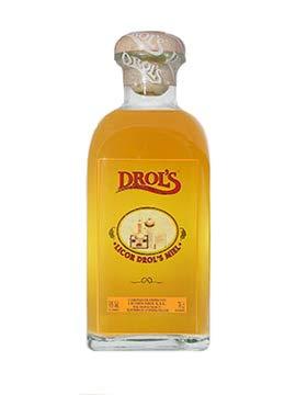 Licor Orujo Miel Drol\'s Frasca