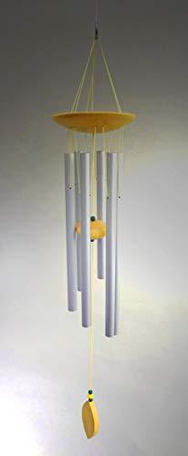 Asien Lifestyle Mira Carillon sonore en Aluminium 60 cm
