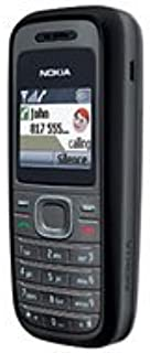 Nokia 1208 Prepaid Bar Phone, Carrier Locked to T-mobile