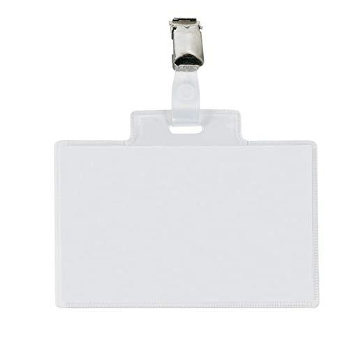Sei Rota 100Namensschild Pass 4e 11x 7cm mit Clip aus Metall