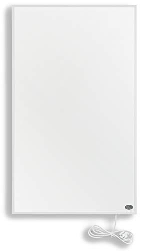 InfrarotPro Infrarotheizung 800, 1000, 1200, 1400 Watt doppelter Überhitzungsschutz ✓ heizt 12-45qm ✓, P-Serie, 900