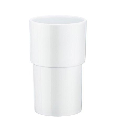 Smedbo WC Bürsten Ersatzglas aus Porzellan; O334