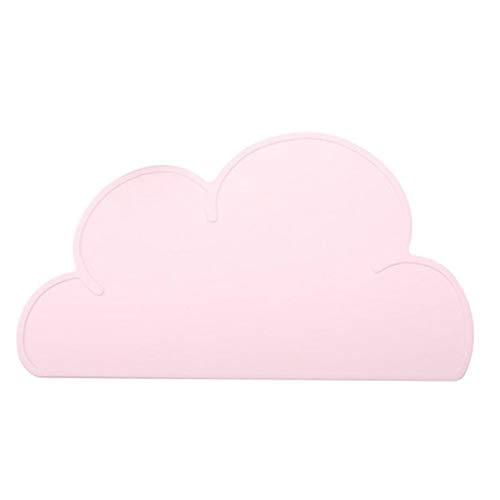 Küchentisch Mat Hitze wasserdicht, Tischset für Kinder Wolkenförmiges Kieselgel, Tischset für Haustiere Sicherheit Umweltschutz (Color : 05)