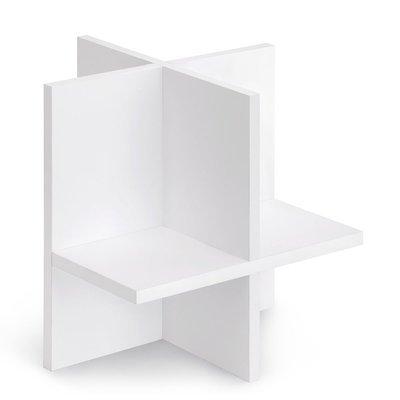 Zomo VS-Box Divider - Wit - Uitbreiding voor Zomo VS-boxen met CD/DVD-vakken