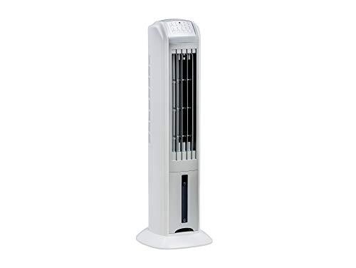 PURLINE Climatizador Evaporativo Electrónico bajo Consumo con ionizador, Temporizador y Mando RAFY 79
