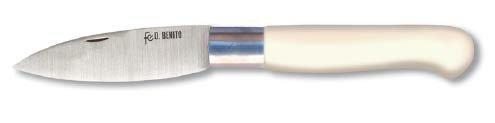 Flores Cortés Couteau de Berger en polyéthylène et Acier Inoxydable 120 mm