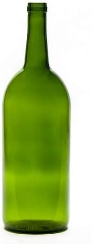 1.5 Liter Magnum service Claret single Bottle Green Wine Sacramento Mall