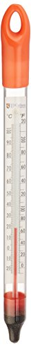8 Inch Floating Glass Thermometer