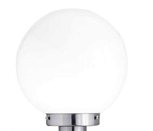 Lampenschirm, Glas, Kugelglas für eine Aussenleuchte,Ersatzschirm, Lampenglas, Ersatzglas Ø 20 cm