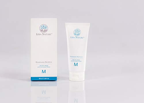Izba Nature, Mascarilla hidratante y rejuvenecedora para la cara - 100 ml.